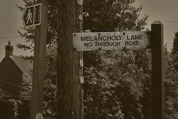Melancholy lane 1
