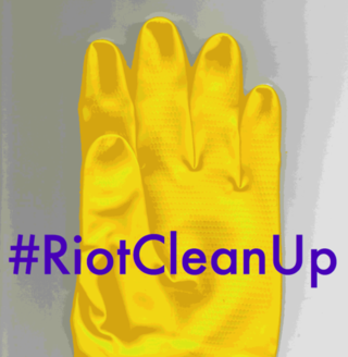 Riot Clean Up