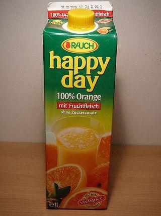 Happy Day Juice