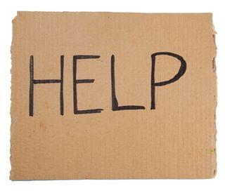 Cardboard HELP