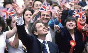 Tony Blair Election