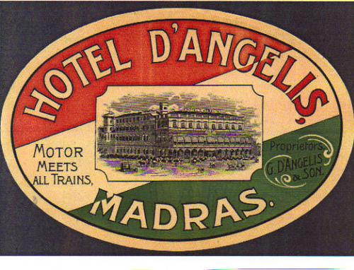 Hotel D' Angelis