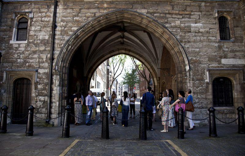 St johns gate